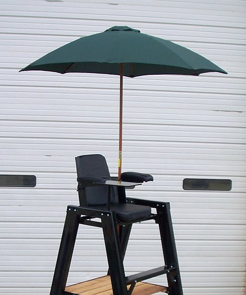 Umbrella for Classic Umpire Chair w/Holder  sc 1 st  National Sports Products & Umpire Chairs u2013 National Sports Products